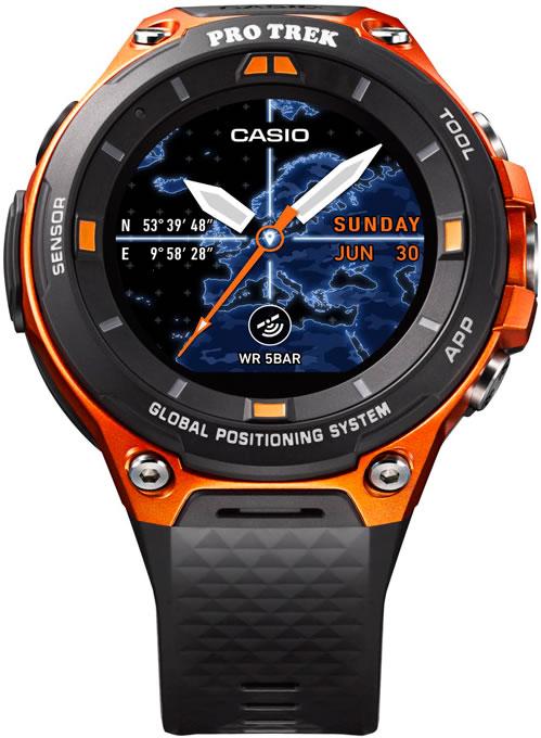 Casio-WSD-F20-smartwatch