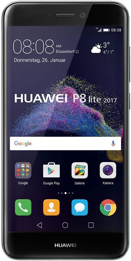 Huawei-P8-lite-2017-Black