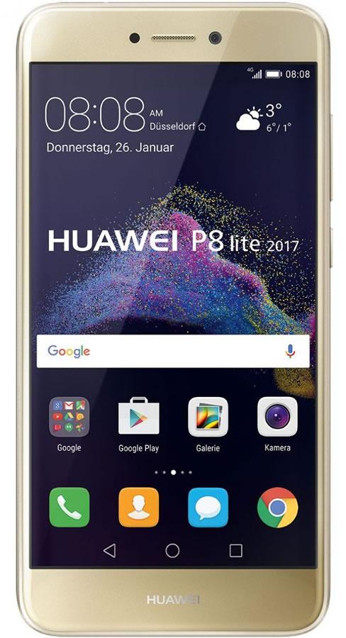 Huawei-P8-lite-2017-Gold