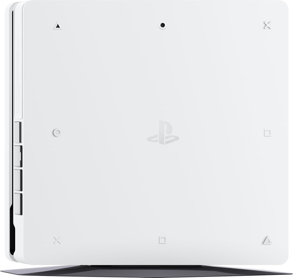 PlayStation-4-Slim-Glacier-White