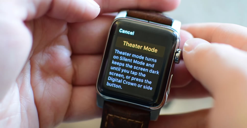 Theater-Mode