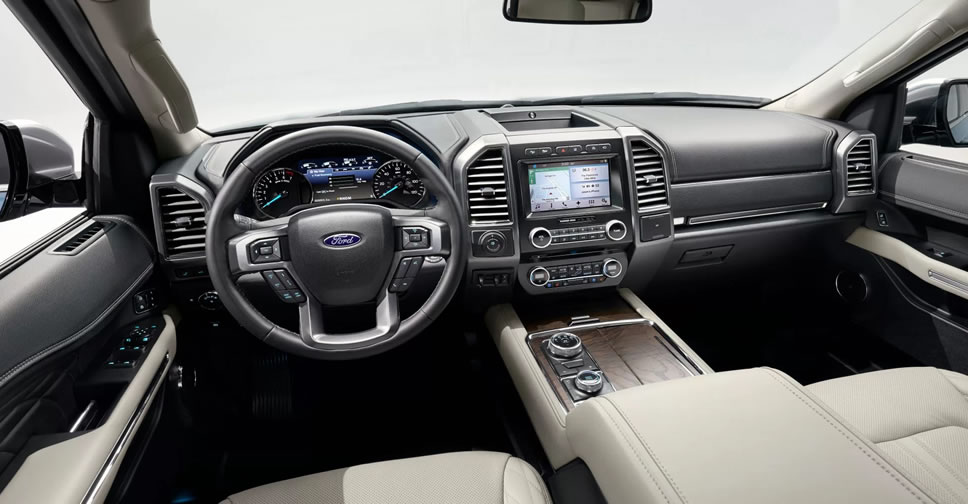 Ford-All-New-Expedition-2018-Apple-CarPlay