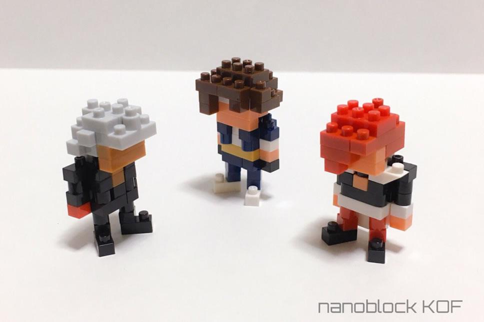 Nanoblock-King-of-Fighters-2