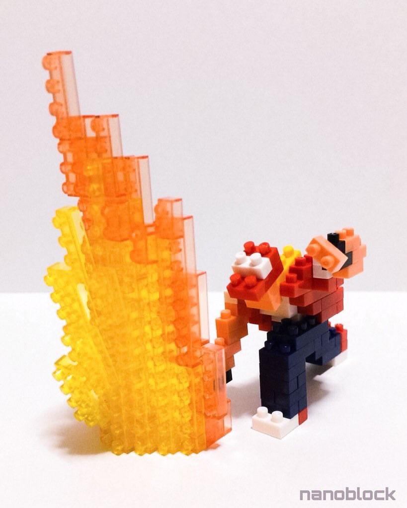 Nanoblock-King-of-Fighters-3