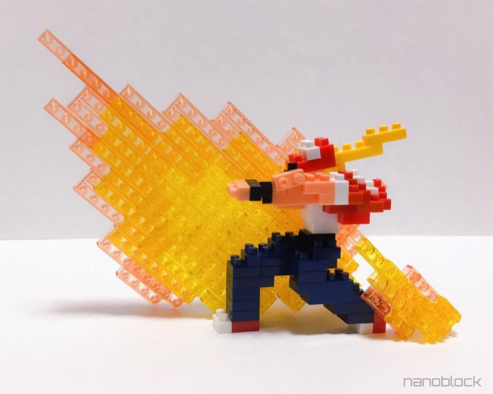 Nanoblock-King-of-Fighters-4