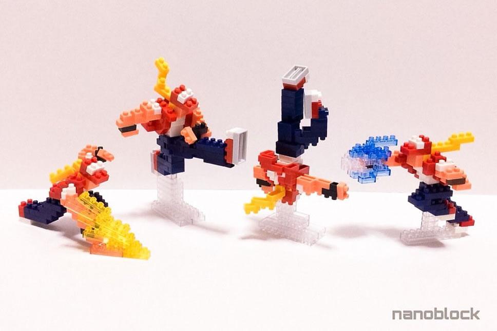 Nanoblock-King-of-Fighters-5