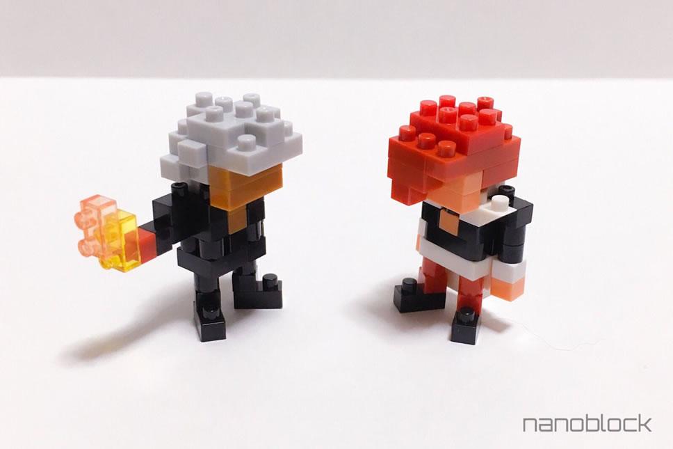 Nanoblock-King-of-Fighters-6