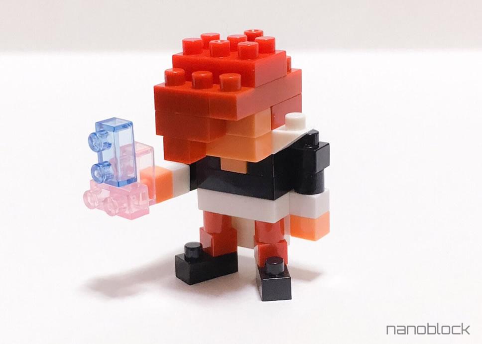Nanoblock-King-of-Fighters