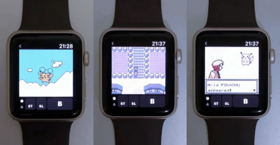 Pokemon-Yellow-for-Apple-Watch