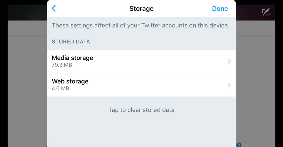 clearing-cached-data-twitter-ios