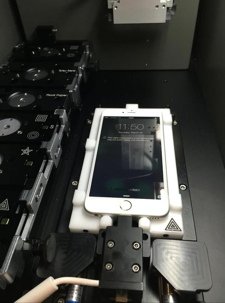 iphone machine