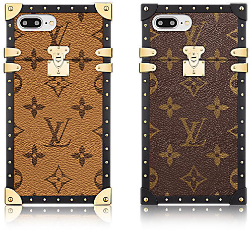 100% authentic e118c d7cfe Louis Vuitton แนะนำเคส Eye-Trunk สำหรับ iPhone 7 และ iPhone 7 Plus ...