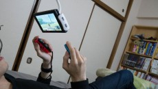 play-nintendo-switch-on-bed