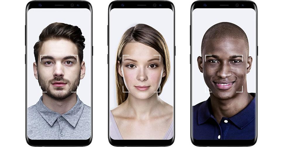Galaxy-S8-Facial-Unlocking