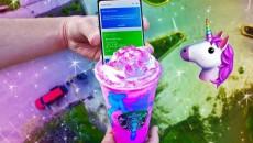 Galaxy-S8-drop-test-Unicorn-Frappuccino