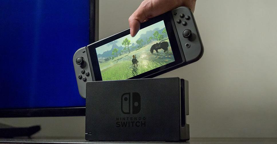 [Nintendo Switch] Dock ตัวใหม่แก้ปัญหาเสียบแล้วเครื่องเป็นรอย มาแล้ว!!