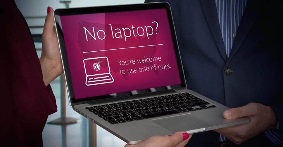 Qatar-Airways-Loan-Laptop