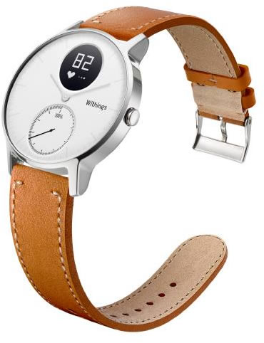 Nokia เปิดตัว Withings Steel HR – Special Edition Leather ...