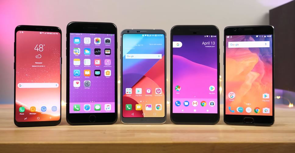 galaxy-s8-vs-iphone7-plus-vs-lg-g6-vs-pixel-vs-oneplus-3t