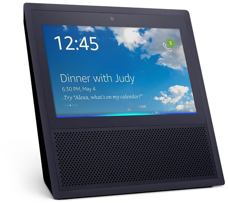 Amazon-Echo-Show-smart-speaker
