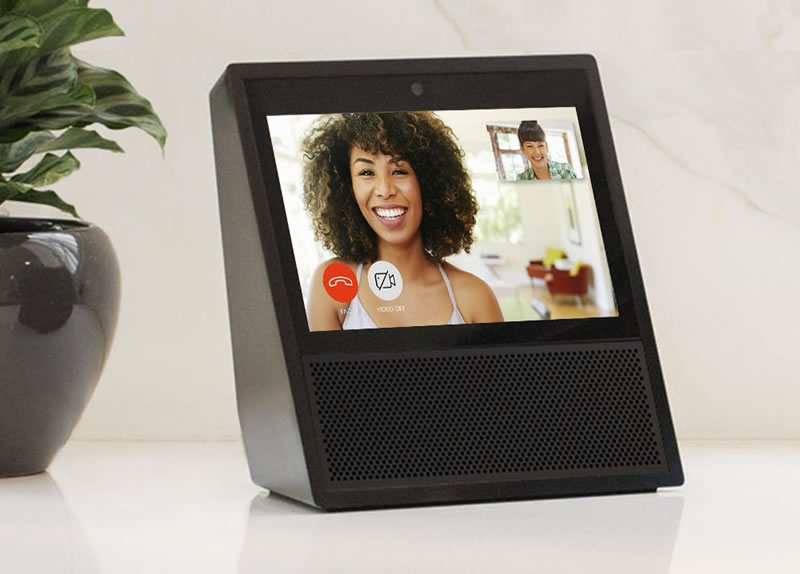 Amazon-Echo-Show-video-call