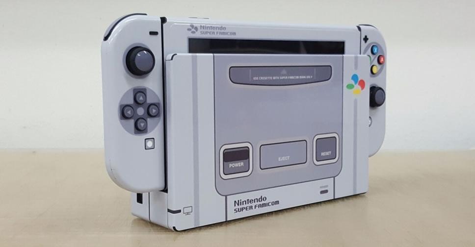 Nintendo-Switch-SNES-skin
