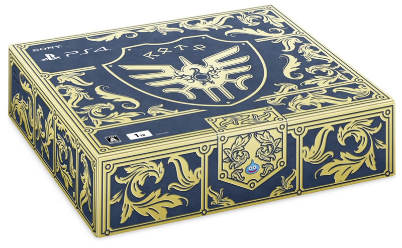 PlayStation-4-Dragon-Quest-Loto-Edition-Box