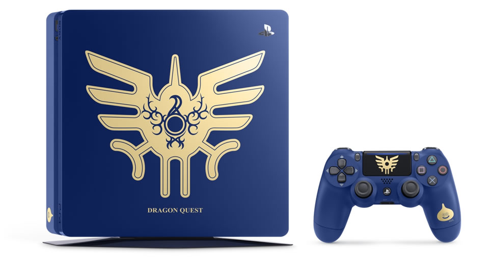 PlayStation-4-Dragon-Quest-Loto-Edition