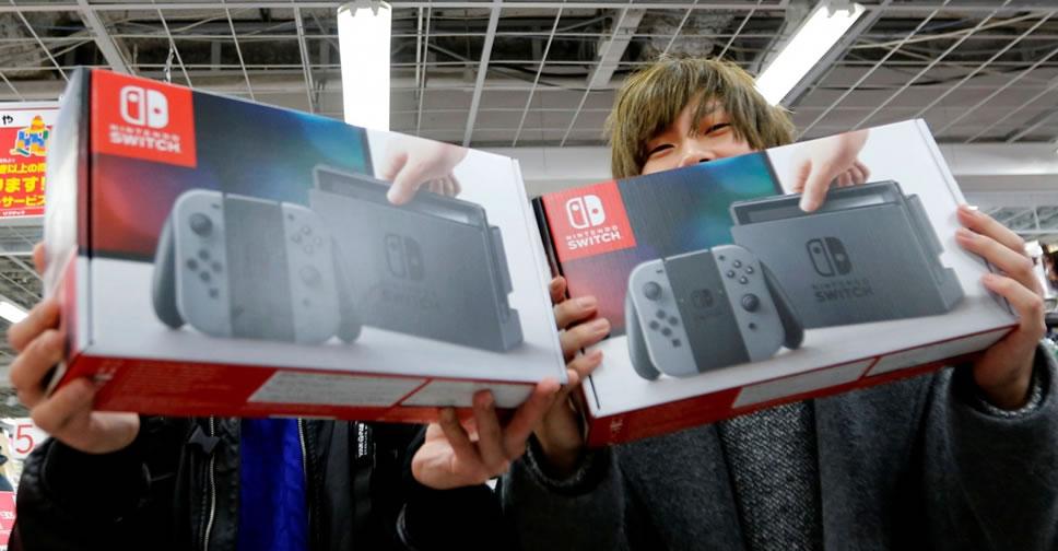 Nintendo-Switch-Japan