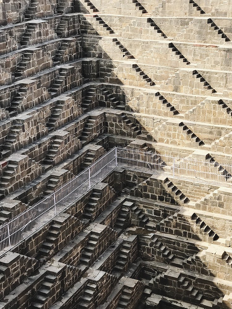 chand-baori--1st-place-architecture