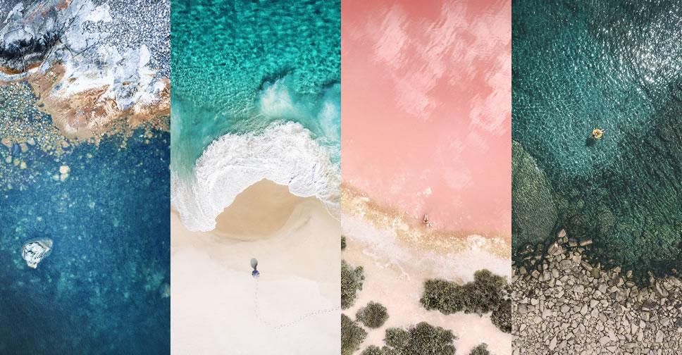default ios 4 wallpapers retina