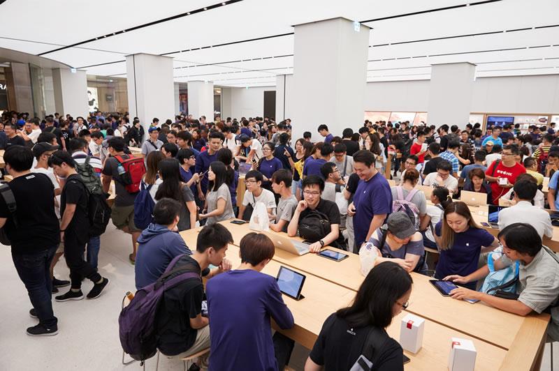 Apple_Taipei_101