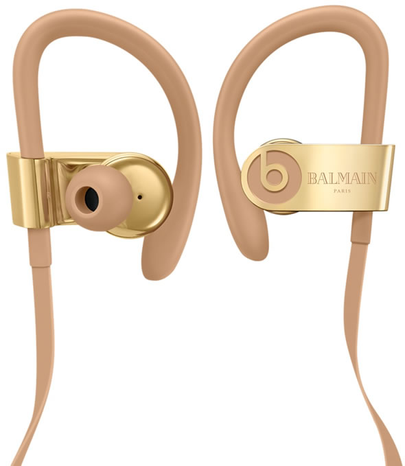 27a6f012fa5 Apple ร่วมมือกับ Balmain ออกหูฟัง Beats รุ่นพิเศษ Balmain Special ...