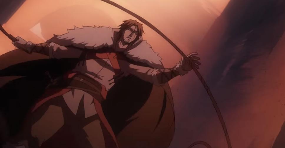 Castlevania-Animation-Series