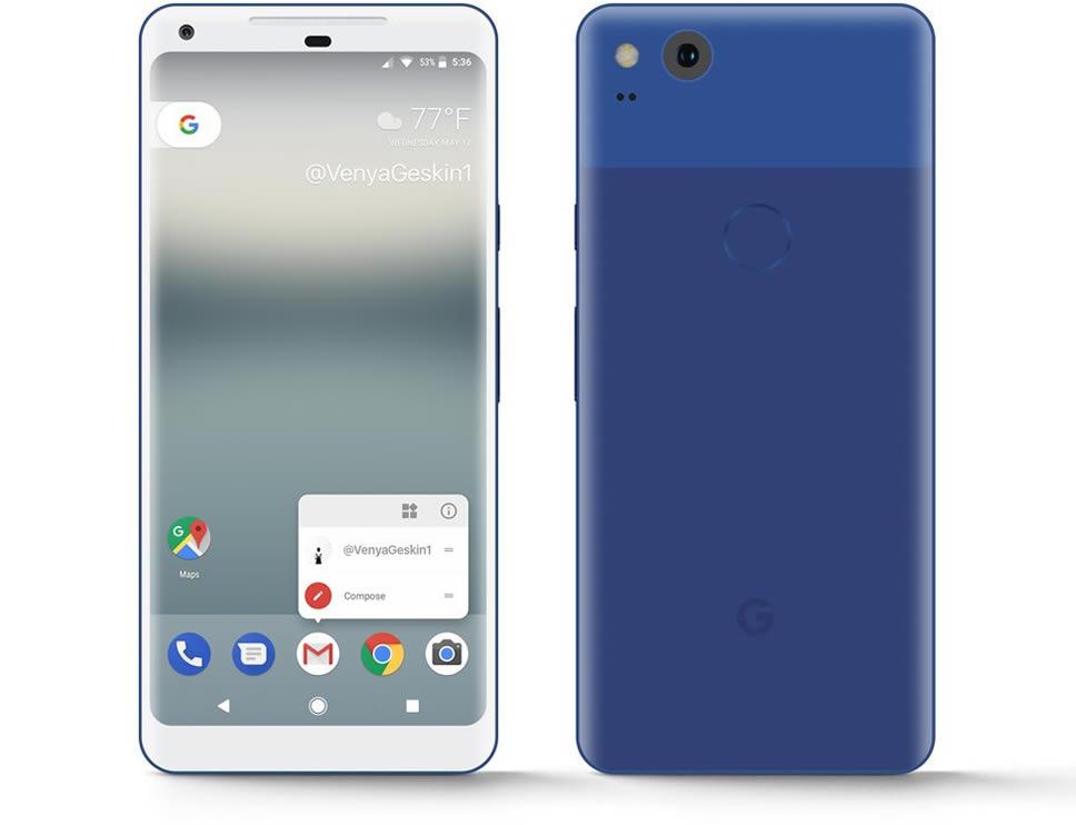 Google-Pixel-2-Blue