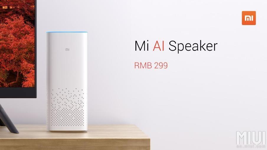 Mi_AI_Speaker