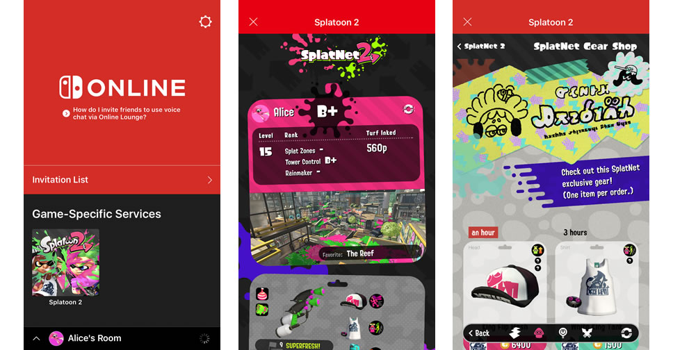 Nintendo-Switch-Online-App