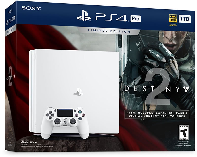 PlayStation-4-Pro-Glacier-White-Destiny2