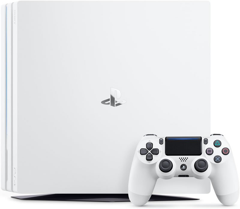 PlayStation4-Pro-White