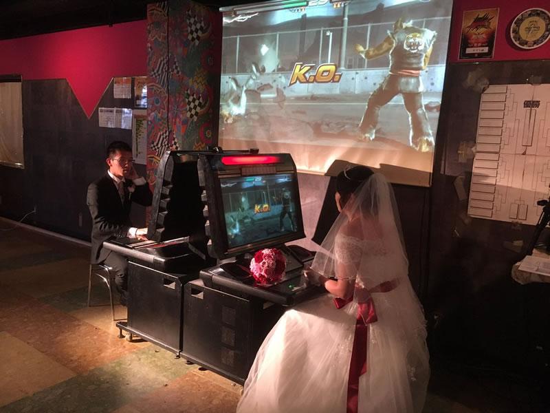 Kazunori-Yukiko-Marriage