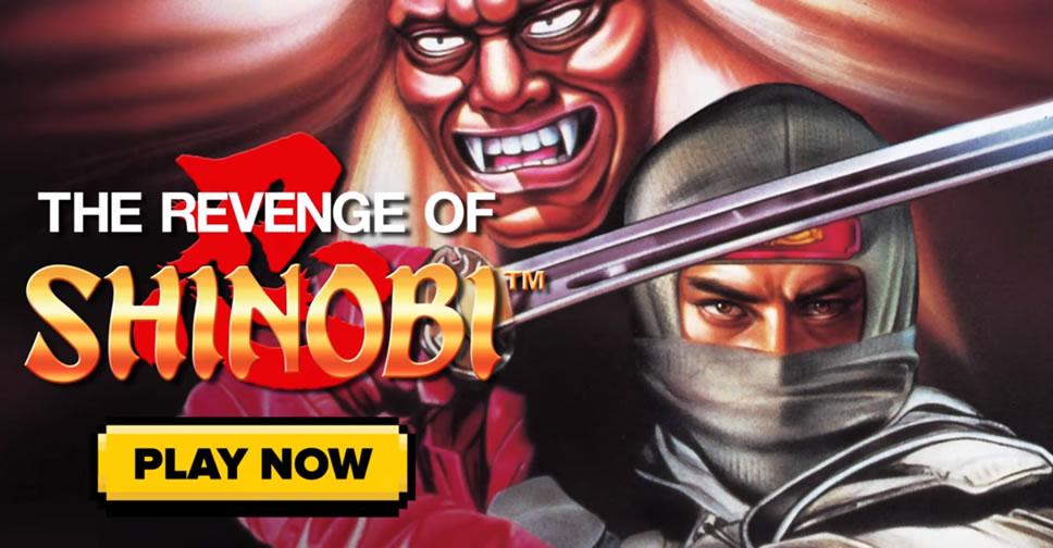 The-Revenge-of-Shinobi-Android
