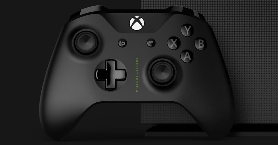 Xbox-One-X-Project-Scorpio-Edition-Controller
