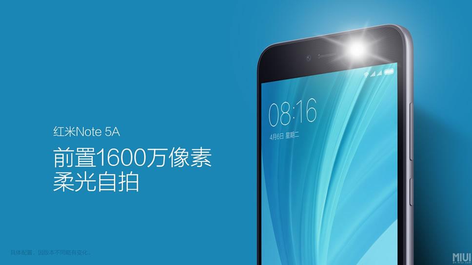 Xiaomi-Redmi-Note-5A-Selfie