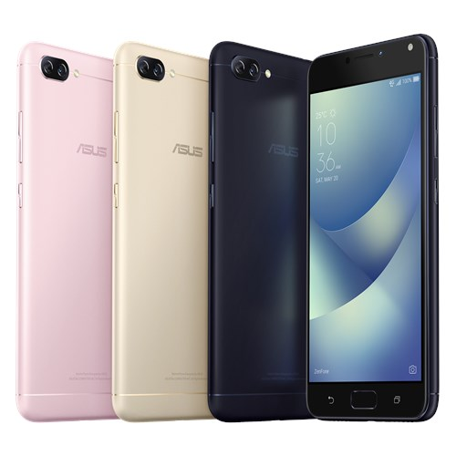 ZenFone-4-Max-series