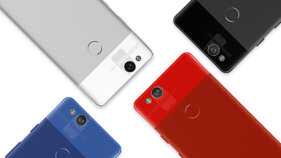 google-pixel-2-render