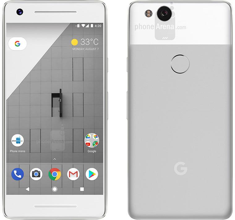 google-pixel-2-silver