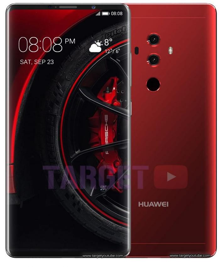 Huawei-Mate-10-Porsche-Design-Red
