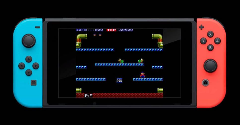 Nintendo-Switch-Classic-Games