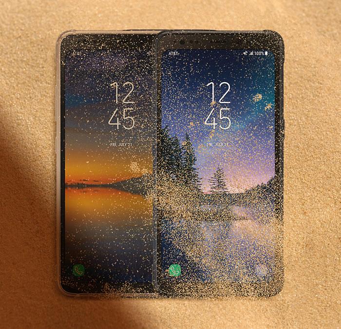 Samsung-Galaxy-S8-Active-Dustproof