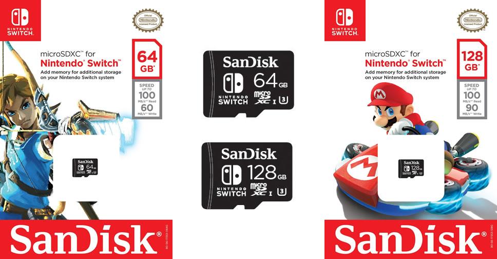 SanDisk-Nintendo-Switch-microSDXC-card